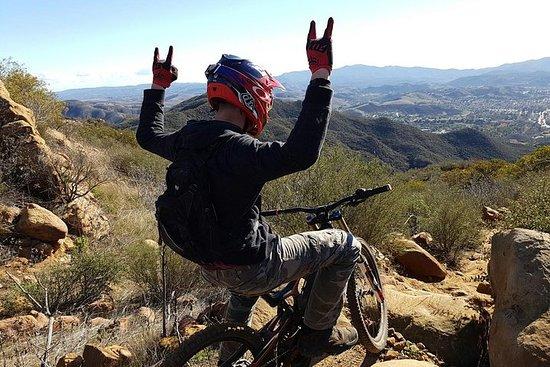 Best Electric Mtn. Bike Experience -thousand Oaks (Triunfo Park Loop)