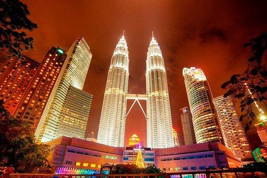 Tour privato della città di Kuala Lumpur