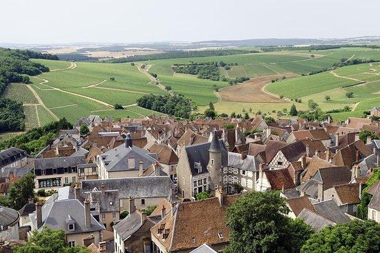 Sancerre & Pouilly-Fumé-vintur med lokale geiterost og elven Loire