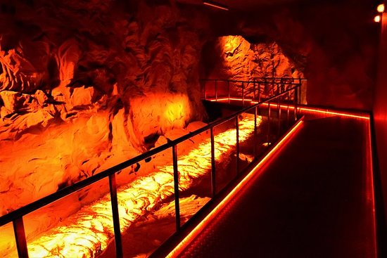 Volcanic Caves & Volcanism Center Tour