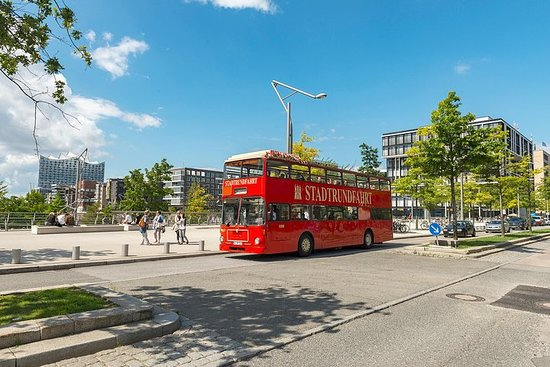 Hamburg Combo: Hop-on Hop-off Tour...
