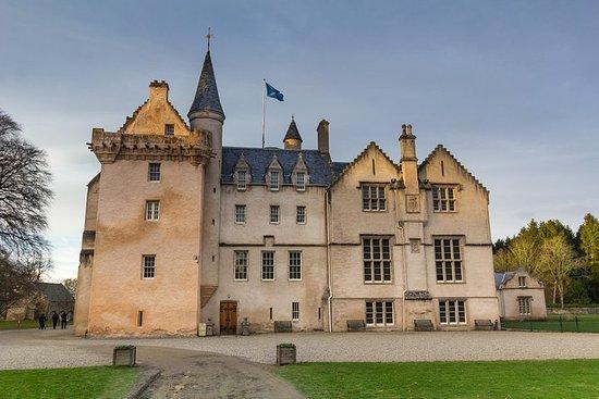 4-dagers skotske slott Erfaring liten gruppe tur fra Edinburgh
