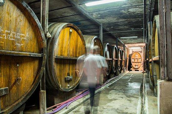 Kjellertur og smak av 5 Alsace-viner + 1 del av Kougelhopf