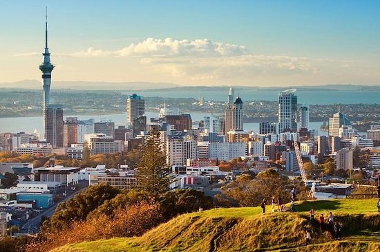 Auckland City And Best Of West Coast Of...