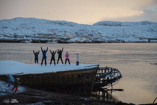 北極海の冒険。世界の端へ。テリベルカ