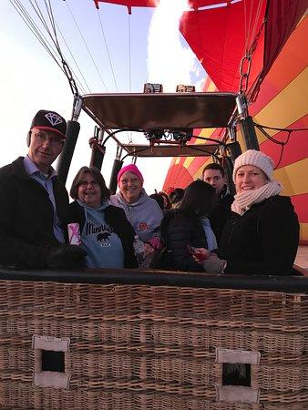 Luftballontur i Las Vegas-billede