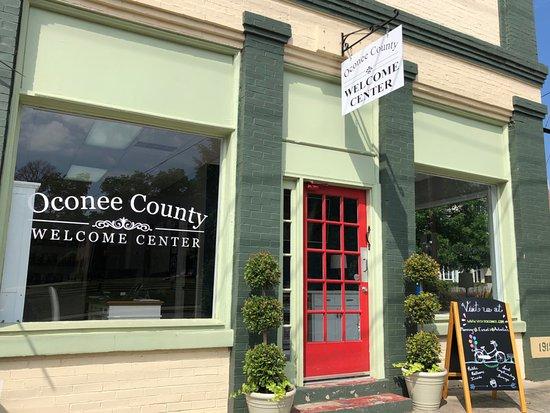 Watkinsville, GA: Oconee County Welcome Center