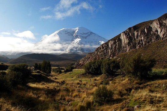 Ecuador Hot & Cold On Bike