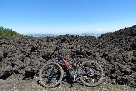 Bicicleta Etna con degustación
