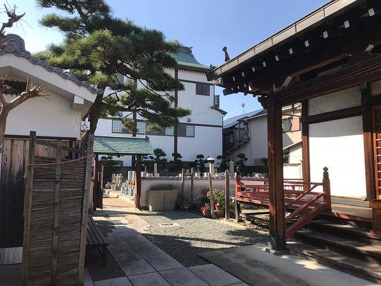 Myokei-ji Temple