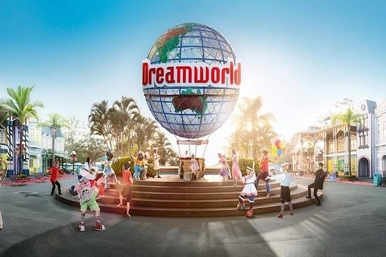 Dreamworld Entry And Transfer From Goldcoast