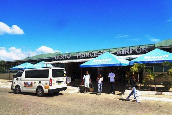 Transporte privado Puerto Princesa-el...