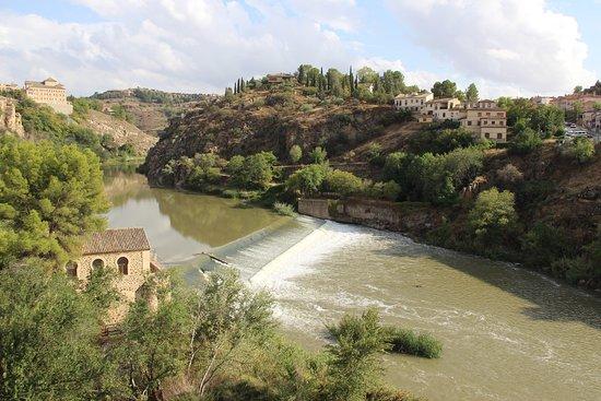 Province of Toledo, Ισπανία: Mirador del puente San Martin