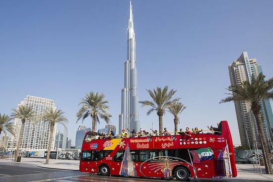 Excursão turística de Dubai em ônibus...