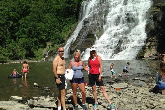 Ithaca Waterfalls Sightseeing Tour from...