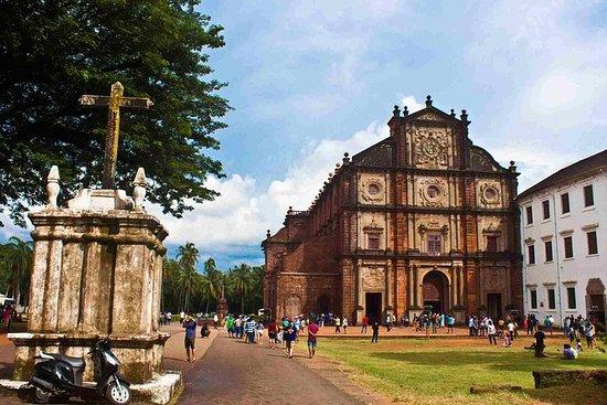 Capital City, Churches & Forts Of Goa...