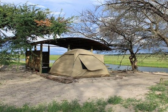 Chobe Camping 2 jours 1 nuits