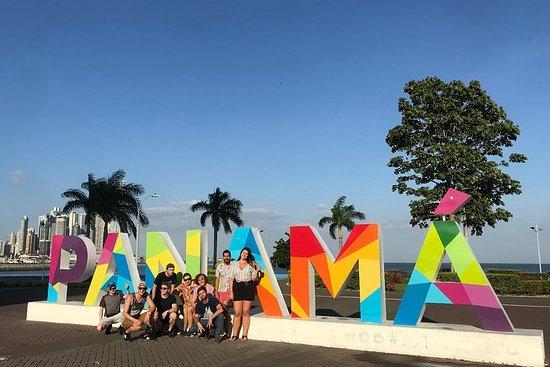 City Tour around Panama by bike