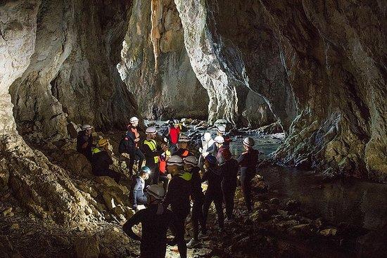 洞穴之旅-洞穴學
