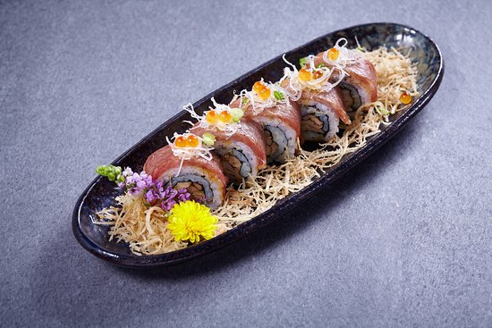 Wagyu Roll is must try menu