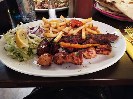 Great Halal Food Lilo Grill House Cardiff Traveller Reviews Tripadvisor