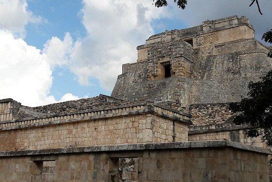 Uxmal, Haciendas et Cenotes