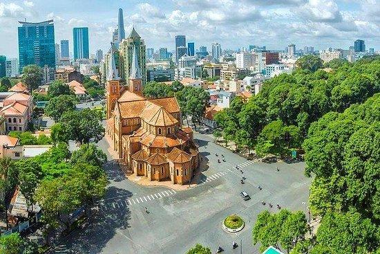 Ho Chi Minh City Tour (excursión de 8...