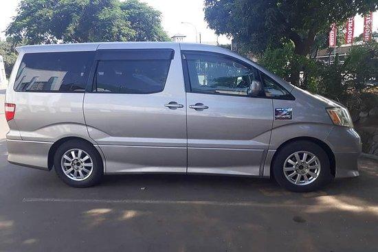 Taxi Service Lusaka Fotografie