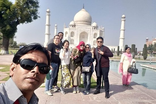 3-tägige private Tour: Delhi, Agra ...