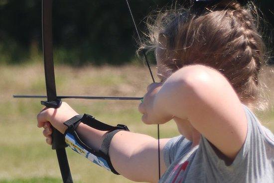 Le lezioni di tiro con l'arco ti garantiranno di colpire il Bullseye