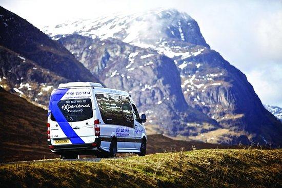 Mull Iona et Highlands Tour (petit groupe) de quatre jours d'Édimbourg