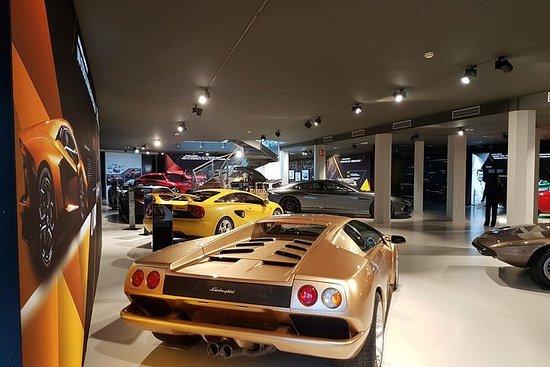 Lamborghini Museo en fabriekstour