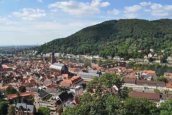 あなたのハイデルベルク体験:ホテル、朝食、プライベートツアー、城など