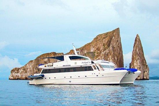 Crociera alle Isole Galapagos: crociera di 8 giorni a bordo dell