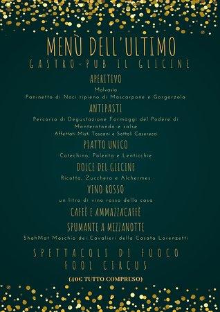 Sassofortino, Italia: PRENOTATEVI PER L' ULTIMO DELL'ANNO AL GLICINE GIOCHI DI FUOCO