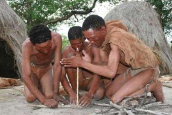 3 Tage Buschmann & Batswana...