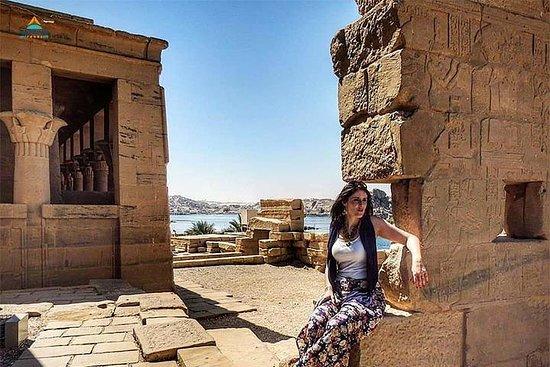 패키지 8 박 7 일 카이로 & 오베로이 필라예 나일 크루즈 사진
