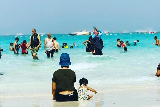 Pattaya Coral Islands Half-day Trip stopover for...