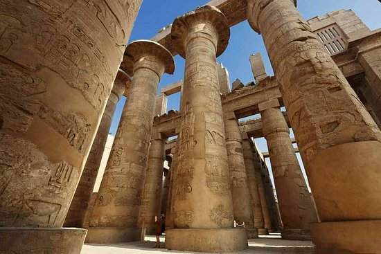 2 Day Trips to Luxor Highlights from...