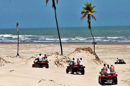 White Sand Dunes of Mangue Seco Full ...