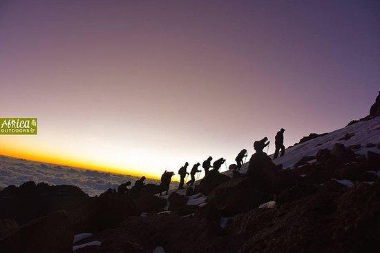 Rota do Monte Quênia Sirimon-Sirimon...