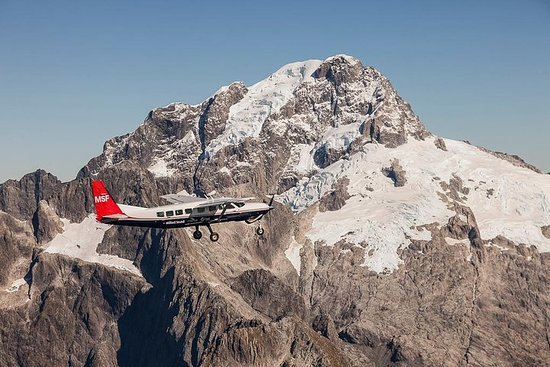 Milford Sound Sightseeing Cruise with...
