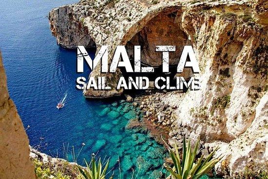Community Sailing and Climbing Week in Malta – fotografia