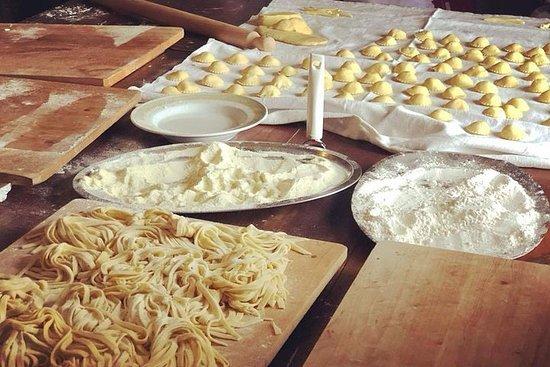 Privat autentisk italiensk matlagingskurs i nærheten av Agropoli med...