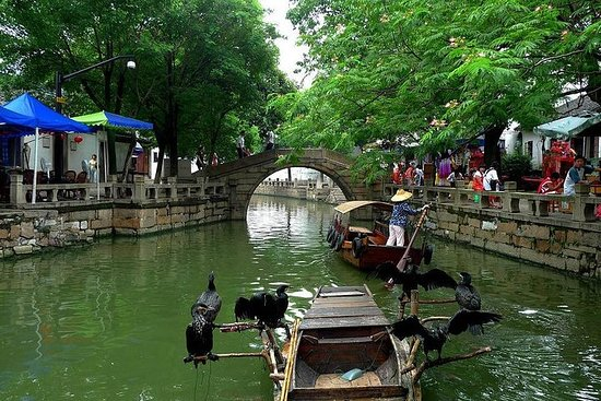 Tongli Water Village Day Tour