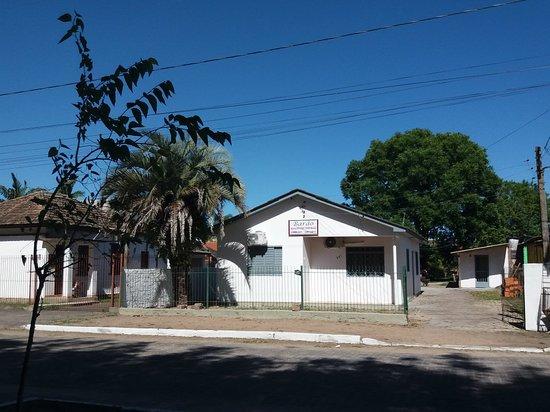 Parque Municipal de Barra do Ribeiro RS.