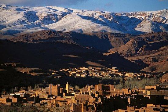 4-dagars Sahara Desert Tour till Zagora och Merzouga från Marrakech