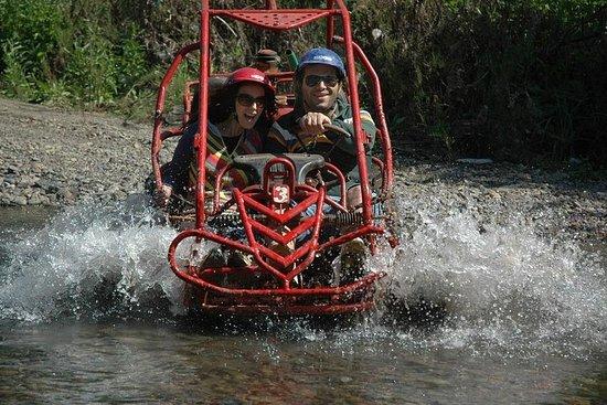Buggy-Safari im Taurus-Gebirge ab Side