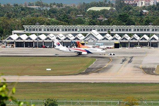 Internationaler Flughafen Langkawi...