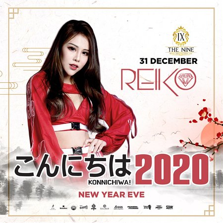 Malang, Indonesien: New Year Eve 2020